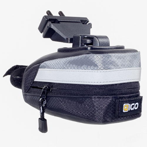 New Cycle EIGO Horizon Micro Saddle Bag with Quick Release Free P&P