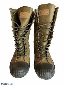 Converse Chuck Taylor Allstar CT Bosey Boots Men's Sz 8.5 Fashion Winter Leather