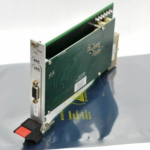 SBS CPMC AMAT 0190-07657 0190-17952 Endura Controller Video Output Card CPMC1