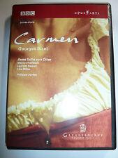 Carmen DVD 2-Disc Set Georges Bizet BBC Opus Arte Glyndebourne Festival Opera