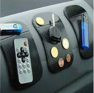 100% Anti Slip Super sticky suction Car Dashboard Sticky Pad Mat for Phone PDA