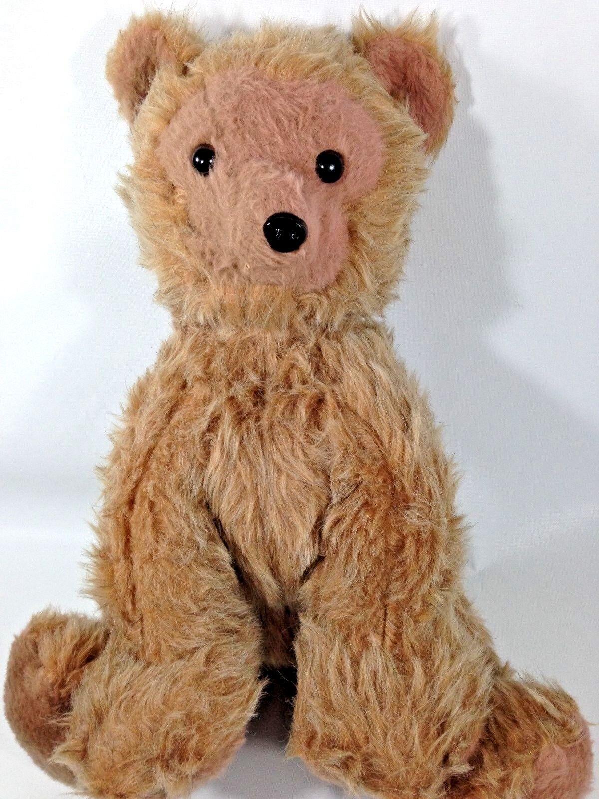 Dakin Pillow Pets RARE Grizzly Bear Plush 14