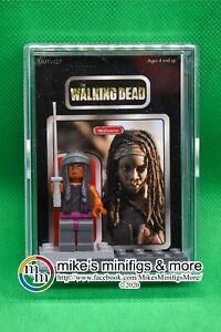 The Walking Dead DARYL DIXON Custom Carded Minifigure Display Mini-figure Vest