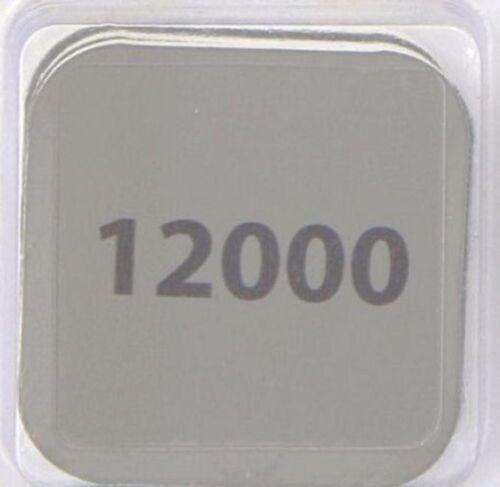 Albion Alloys Micro finition tissu abrasif de Grain 12000 Ref: 2006