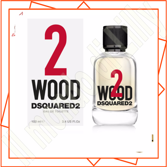 DSQUARED2 TWO WOOD edt spray 30 ml