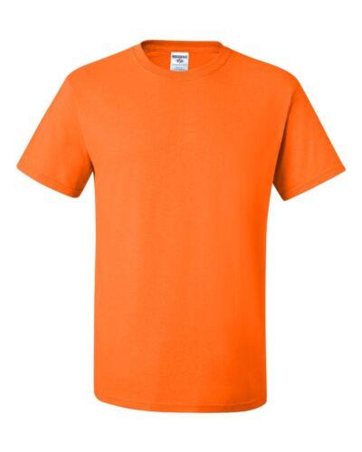 Jerzees Dri-Puissance Active T-shirt 29MR S-2XL 50//50 coton//polyester NEUF