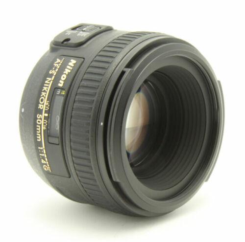 Ultraviolet UV Multi-Coated HD Glass Protection Filter for Nikon AF-S NIKKOR 50mm f//1.4G Lens