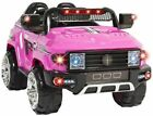 Best Choice Products 12V Ride On Truck - Pink (SKY2581)