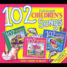 102 Children's Songs [2002] by Twin Sisters (CD, 3 Discs, Twin Sisters)
