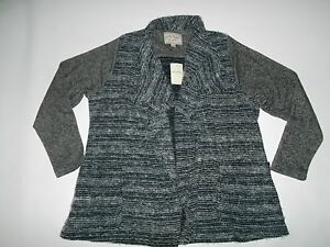 LUCKY-BRAND-Draped-Open-Front-Cardigan-SWEATER-Plus-Womens-Size-2X-Rt-99-NEW