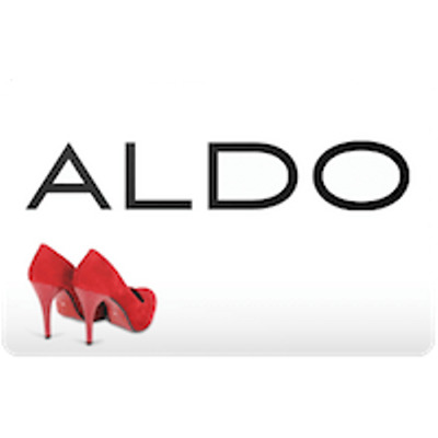 Aldo Shoes Gift Card $100 Value, Only