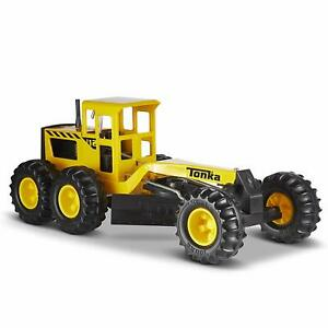 Kids-Toy-Construction-Vehicle-Grader-Mighty-Tonka-Truck-Large-Heavy-Duty-Steel