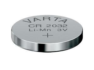 10-x-VARTA-CR2032-Batterien-3V-Knopfzelle-Blister-CR-2032-Uhrenbatterie-Batterie