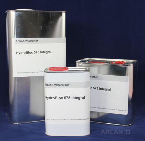 HydroBloc 575 Integral Injektionsharz verarbeitungsfertig quellfähige Abdichtung