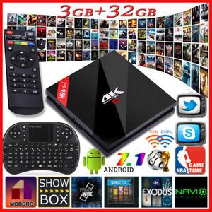 3-32GB-H96-Pro-Plus-Android7-1-S-912-OctaCore-Dual-WiFi-4K-TV-BOX-Mini-Teclado