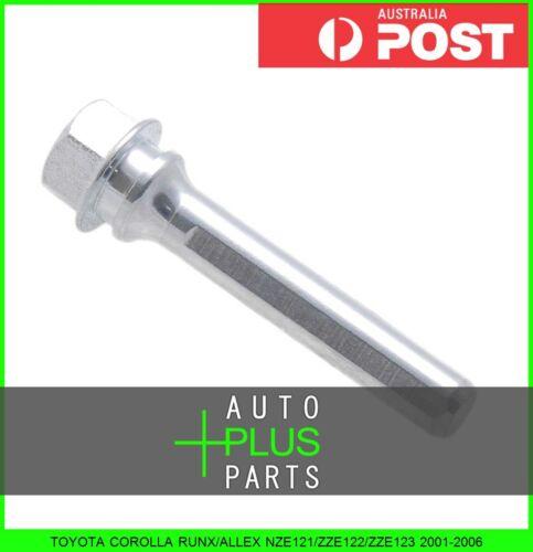 Fits COROLLA RUNX//ALLEX NZE121//ZZE122//ZZE123 Brake Caliper Slide Pin Brakes