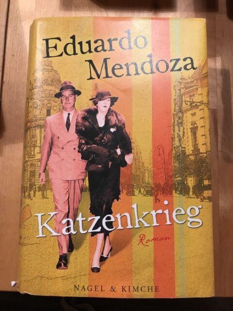 Katzenkrieg, Eduardo Mendoza