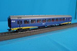 Marklin-42642-NS-InterCity-Plus-Coach-2-kl-Blue-IC-Lighted-Figures