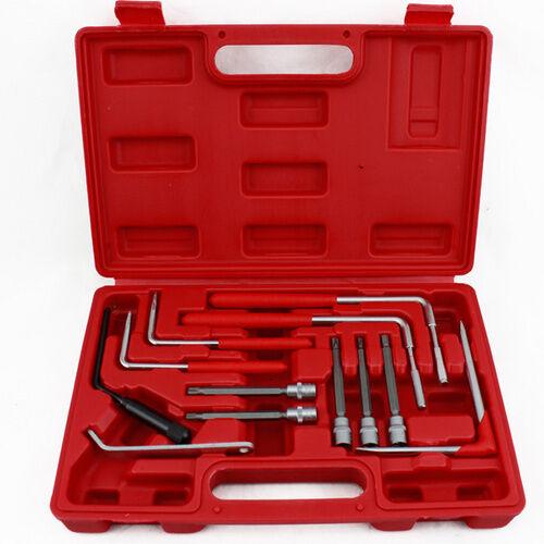 12tl  Airbag Werkzeugsatz für Ein- und Ausbau Montage u. Demontage Werkzeug