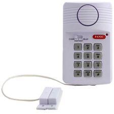 Seguridad Teclado Puerta Sistema De Alarma para puertas Garaje O Cobertizo