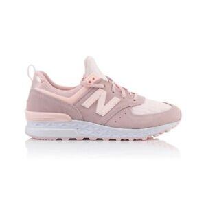 best service f4efe 533f3 Details about New Balance 574 Sport Women's shoe - Sunrise Glo