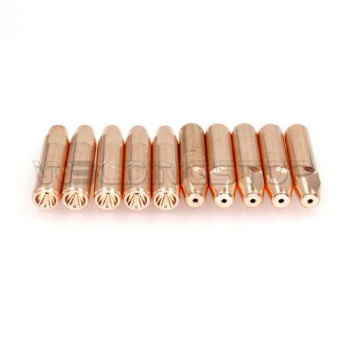 "Bernard  Pkg10 0.045/"" 7490 MIG Weld Gun Consumable Contact Tip"