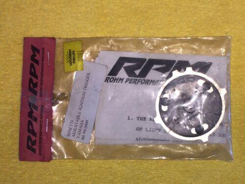 RPM 1999//2000 Yamaha R6 Adjustable Ignition Trigger  #RPM170  BRAND NEW LQQK!!