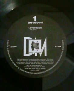 Depeche-Mode-Strangemix-Vinyl-12-034-Single-Unofficial-US-Remix-DPM-01-1987