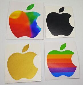 Apple-Logo-Sticker-Decal-Vinyl-Computer-Old-Retro-New-NOT-iMac-iPad-iPhone