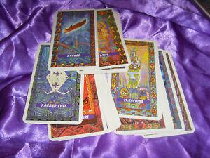 Carte De Voyance Indienne.Tarot Amerindien Des Indiens D Amerique Jeu De Cartes Oracle Voyance