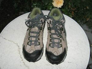 Vasque-tan-Leather-gore-tex-Hiking-Boots-Men-039-s-size-10-5-M-nice
