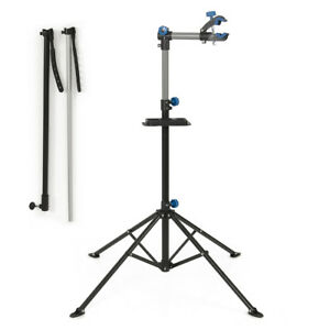 Pro-Bike-Adjustable-43-034-To-75-034-Repair-Stand-w-Telescopic-Arm-Bicycle-Cycle-Rack