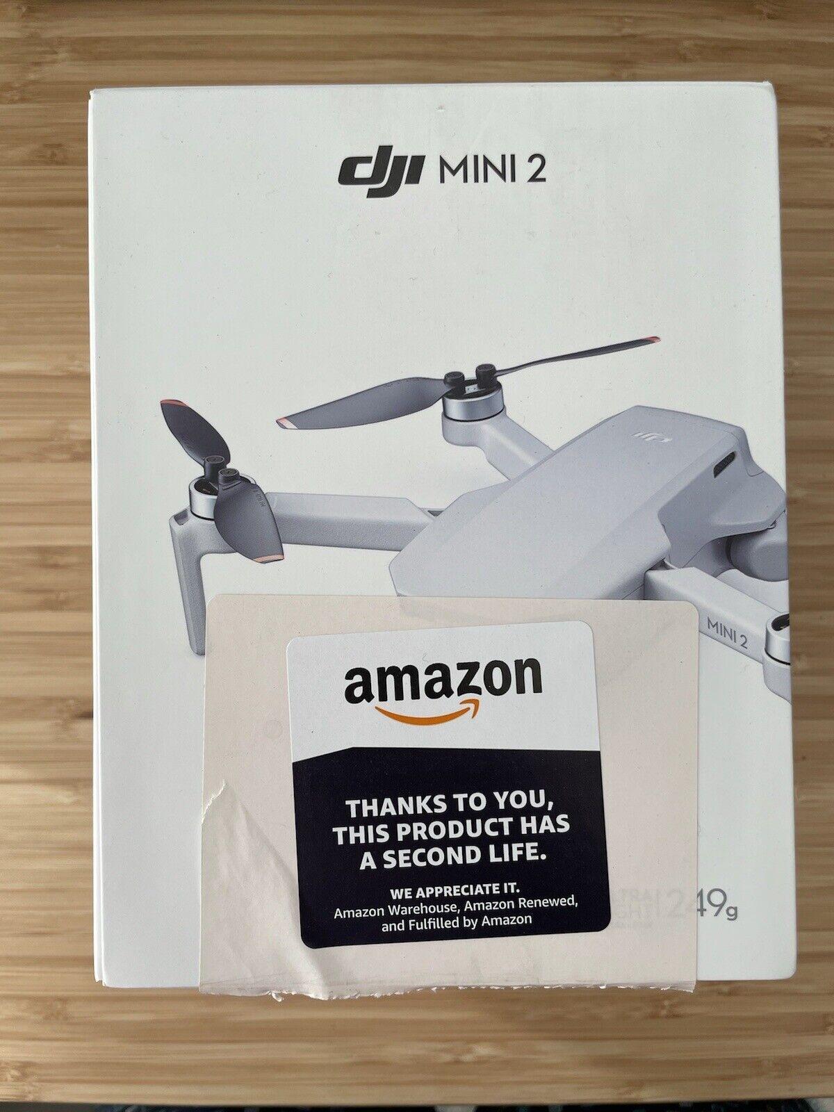 [Open Box] DJI Mini 2 Camera Drone - Gray