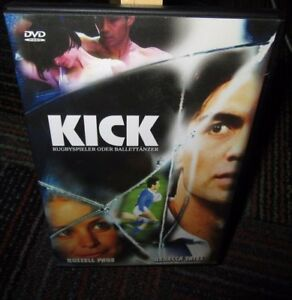 KICK-RUGBY-PLAYERS-OR-BALLET-DANCERS-DVD-MOVIE-GERMAN-LANGUAGE-REGION-2-PAL