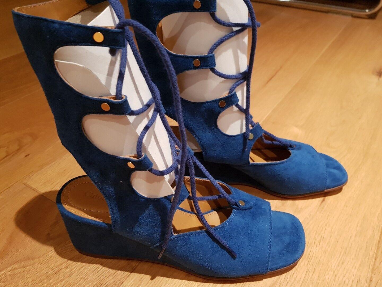 Chloe gladiator sandals BNIB Größe Größe Größe 38 UK 5 14a1a9