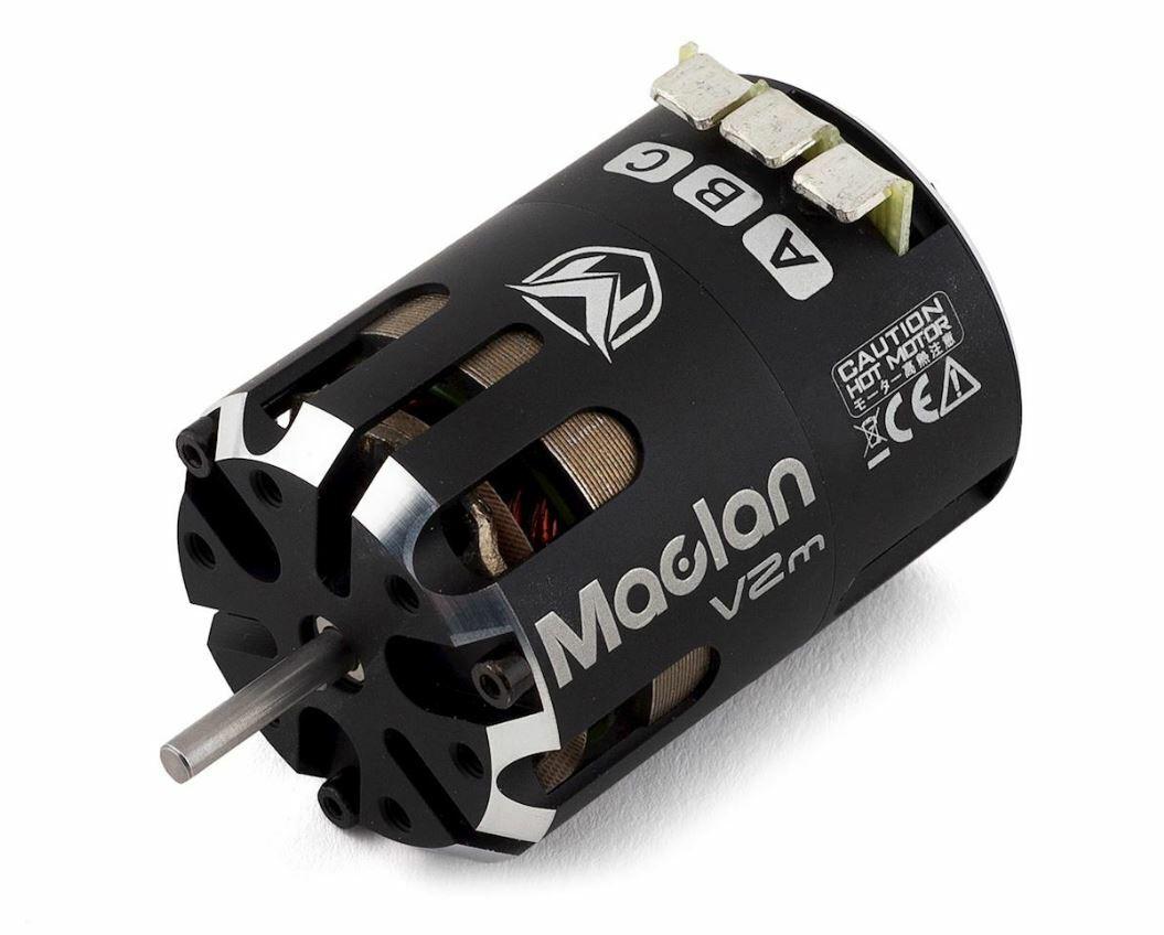 Maclan MRR V2m Competition Sensorosso Modified Brushless  Motor (10.5T)  consegna gratuita