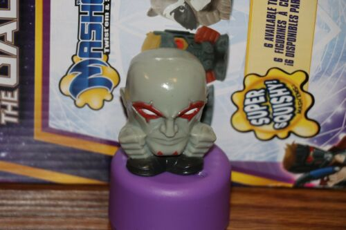 Marvel Guardians Of The Galaxy Mashems Series 1 Mini Toy Drax