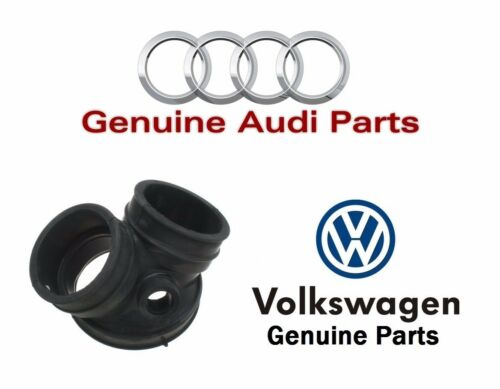 For Audi A6 Allroad S4 Genuine Vw//For Audi Air Intake Boot-To throttle housing.