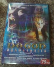 DAGON DVD 2001 HP LOVECRAFT/STUART GORDON HORROR PAL REG 0