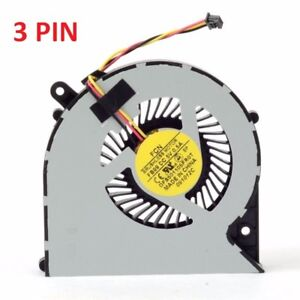 DBTLAP Laptop Fan Compatible for Toshiba Satellite L875D-S7210 L875D-S7232 Fan 4pin