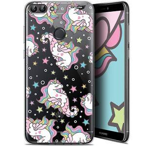 Coque-Gel-Huawei-P-Smart-5-7-034-Extra-Fine-Licorne-Dormante