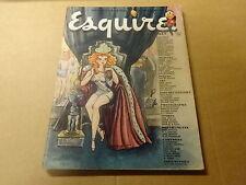 MAGAZINE / ESQUIRE: SEPTEMBER 1947