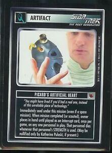Star-Trek-Fajo-Collection-Picard-039-s-Artificial-Heart