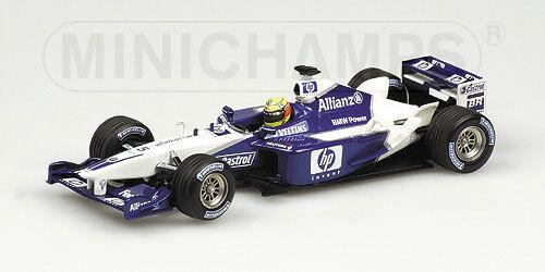 Williams BMW FW24 Schumacher 2nd Half of season  2002 400020105 1 43 Minichamps