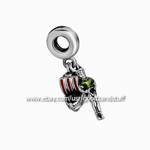 Details about Disney Park Exclusive Bead Peter Pan Authentic Pandora Charm  7501057371847P