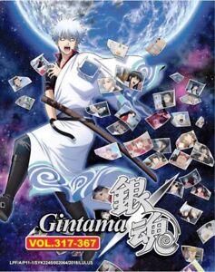 Gintama-Vol-317-367-Anime-DVD