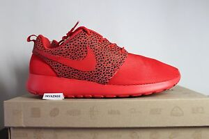 e78d88ece3ee Image is loading NIKE-ROSHE-RUN-SAFARI-CHALLENGE-RED-BLACK-PREMIUM-