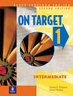 On Target: bk. 1: Intermediate, Scott Foresman English by Diane Pinkley, James E. Purpura (Paperback, 1999)