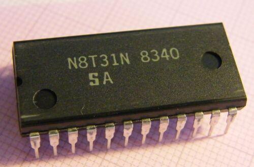 2x N8T31N 8-bit bidirectional data register Signetics