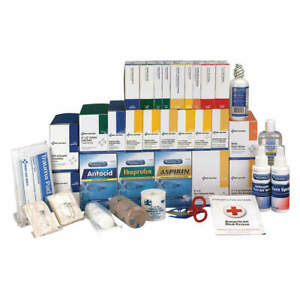 FIRST AID ONLY 90625 First Aid Kit Refill,1437 Comp.